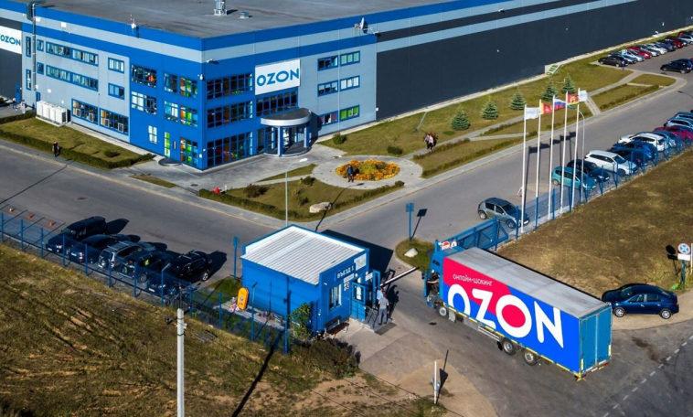 Ozon разрабатывает собственных роботов для доставки и сортировки заказов