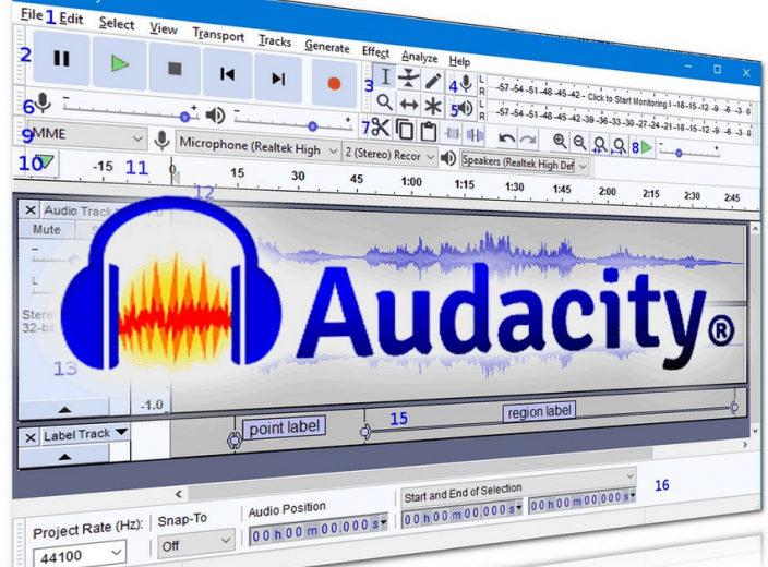 Пользователи уличили Audacity в массовом сборе информации, звучат призывы удалить программу и создать форк