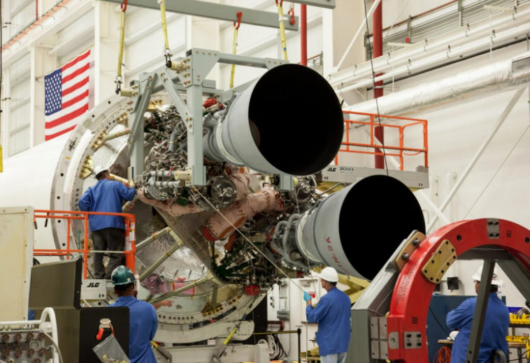 Роскосмосу разрешили продать американской компании двигатели РД-181М