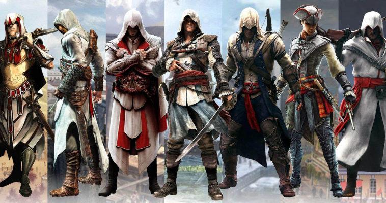 Серия Assassin's Creed выходит в онлайн