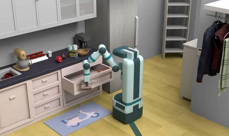 Специалисты Facebook AI создали виртуальную среду для обучения домашних роботов