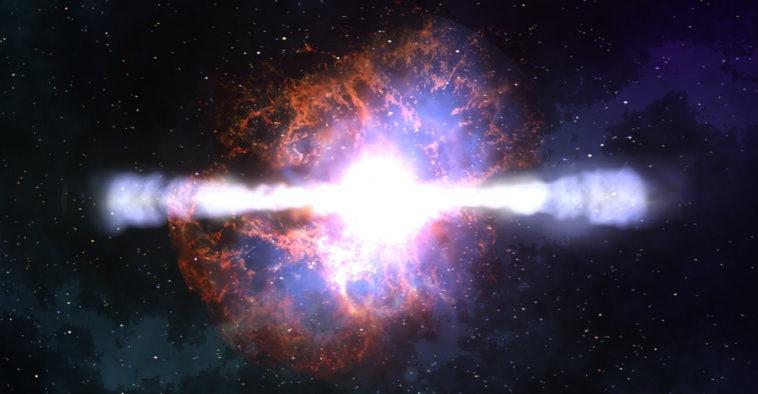 Тяжёлые элементы на заре Вселенной могли появиться в результате сверхмощного взрыва звезды неизвестного ранее типа