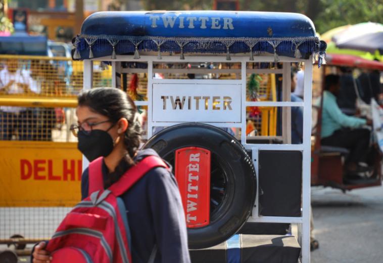 Twitter потерял иммунитет в Индии