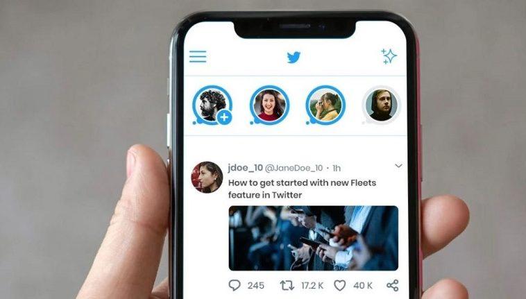 Twitter закрывает функцию Fleets, которую запустила всего 8 месяцев назад