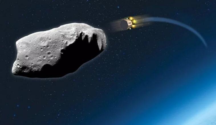 В Airbus предложили перепрофилировать спутники связи в защиту от астероидов