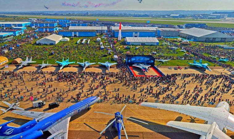 В Москве представили новые решения в сфере городской аэромобильности