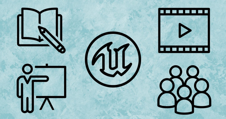 🎮 30 ресурсов для изучения Unreal Engine 4: книги, каналы, сообщества и курсы