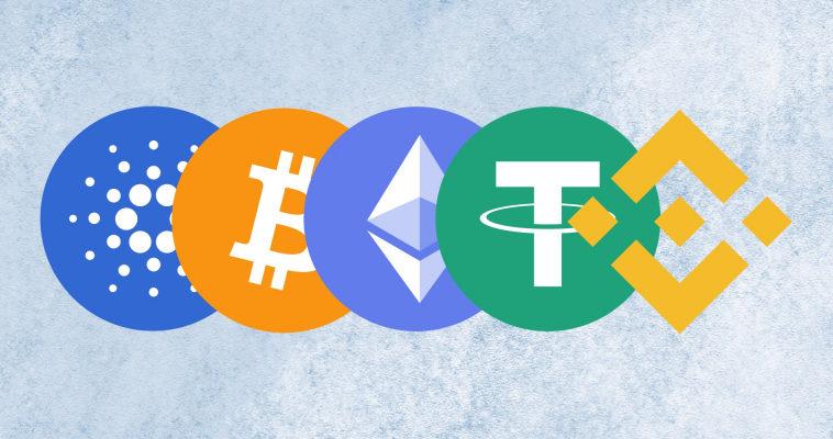 💸 ТОП-10 самых популярных и успешных криптовалютных проектов в 2021 году