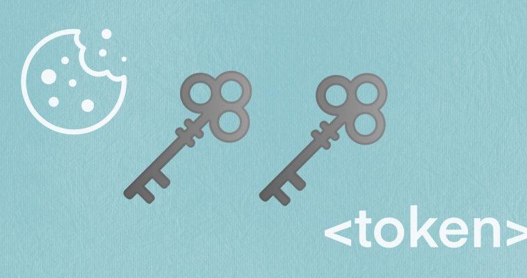 🕸 Веб-аутентификация: файлы cookies или токены?