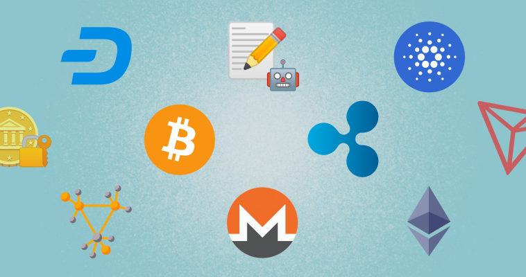 ⛓ Справочник по блокчейну и криптовалютам. Часть 1: основные понятия и технологии