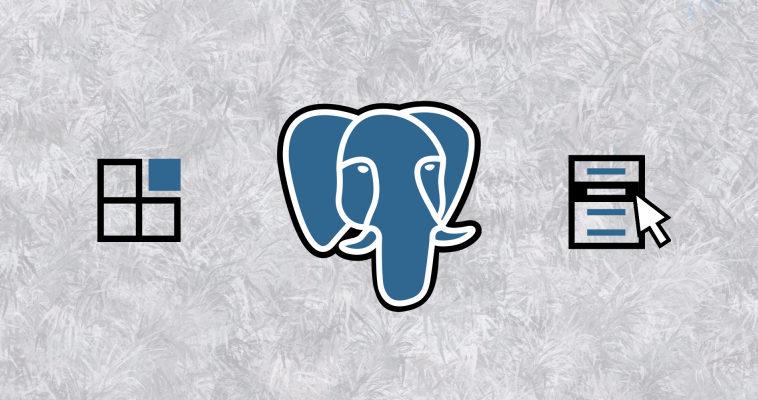 🐘 8 лучших GUI клиентов PostgreSQL в 2021 году