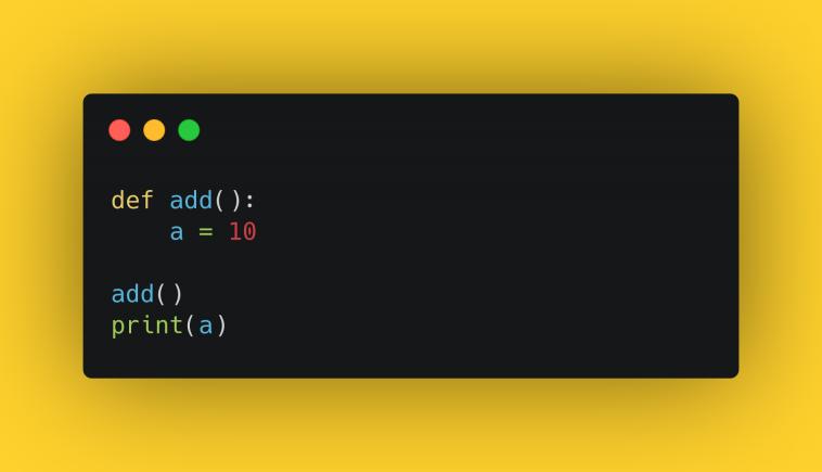 Тест. Работа с функциями в Python