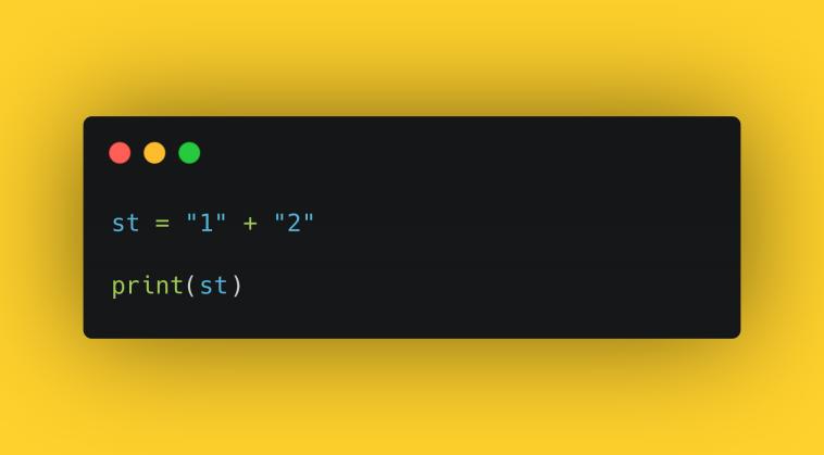 Тест по строкам в Python