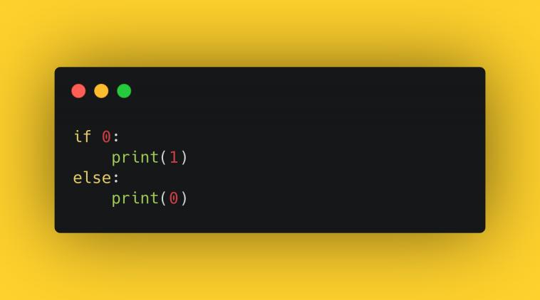 """Тест """"Работа с условиями в Python"""""""