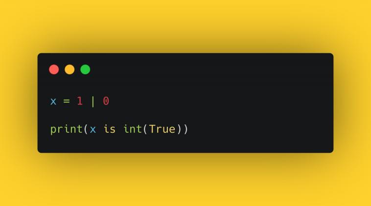 """Тест """"Условия в Python"""""""