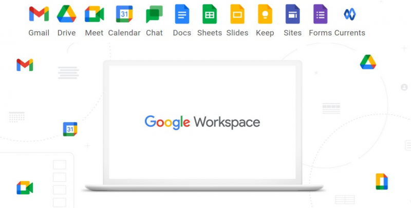 google provjol rebrending servisov dlja kompanij g suite stal google workspace 98f79d7 - Google провёл ребрендинг сервисов для компаний: G Suite стал Google Workspace