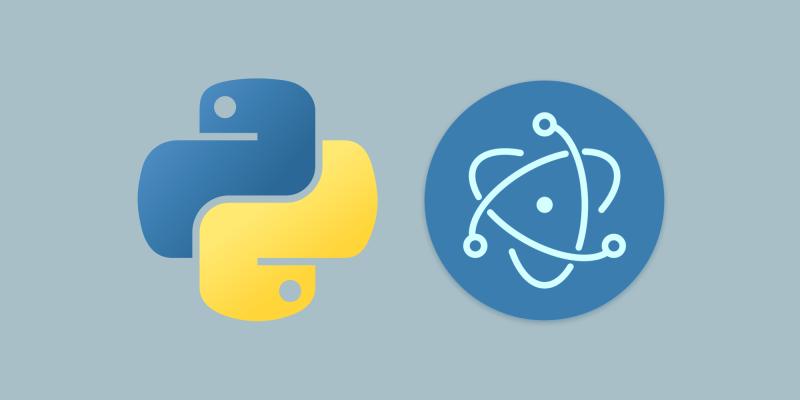 soedinjaem python i electronnodejs v prilozhenii dlja desktopa ef02ec6 - Соединяем Python и Electron/Node.js в приложении для десктопа