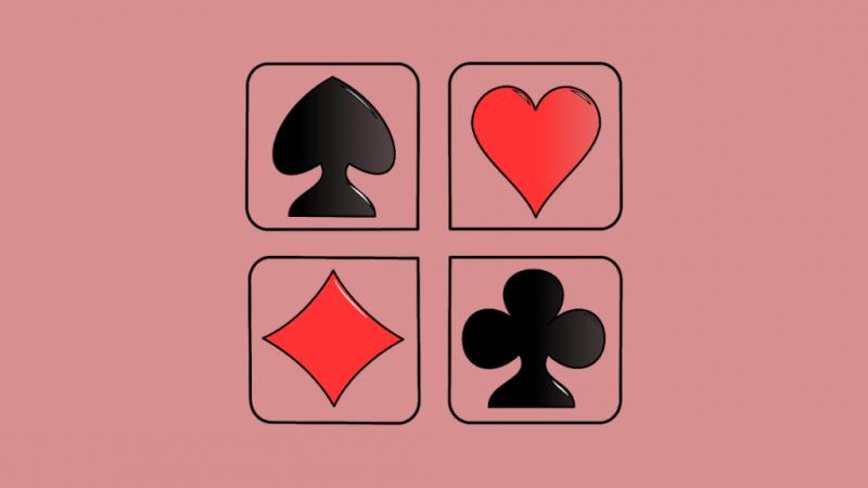 tri igralnye karty f36815c - Три игральные карты